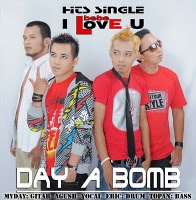 gambar Day A Bomb Be Be I Love You image