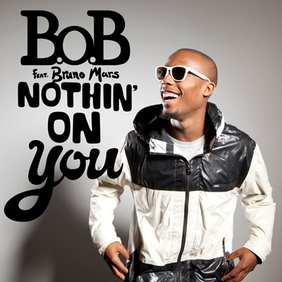 gambar B.O.B Nothing On You (feat. Bruno Mars) image