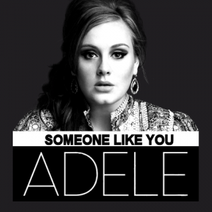 gambar Adele Someone Like You image