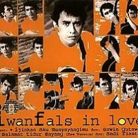 cover album Iwan Fals In Love