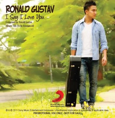 gambar Ronald Gustav I Say I Love You image