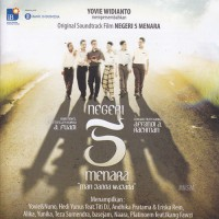 cover album OST Negeri 5 Menara