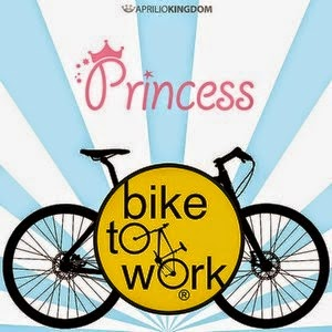 gambar Princess Bike To Work image