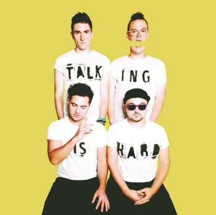 gambar Walk The Moon Shut Up And Dance image