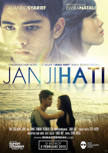 Janji Hati (2015) Movie Poster