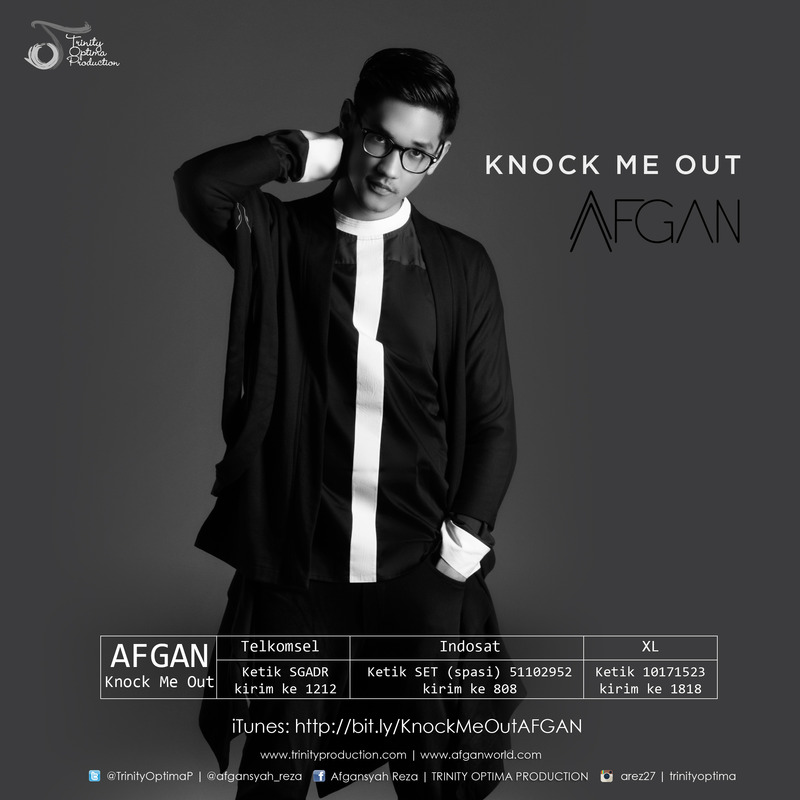 gambar Afgan Knock Me Out image