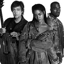 gambar Rihanna FourFiveSeconds (with Kanye West & Paul McCartney) image