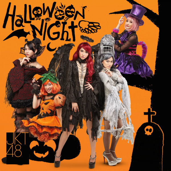 gambar JKT48 Halloween Night image