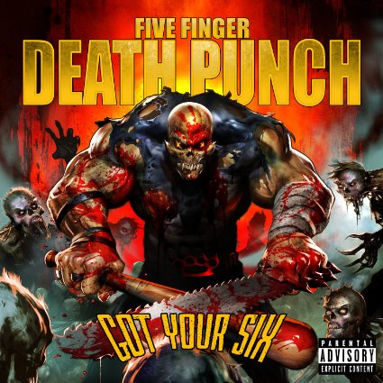 gambar Five Finger Death Punch Hell To Pay image