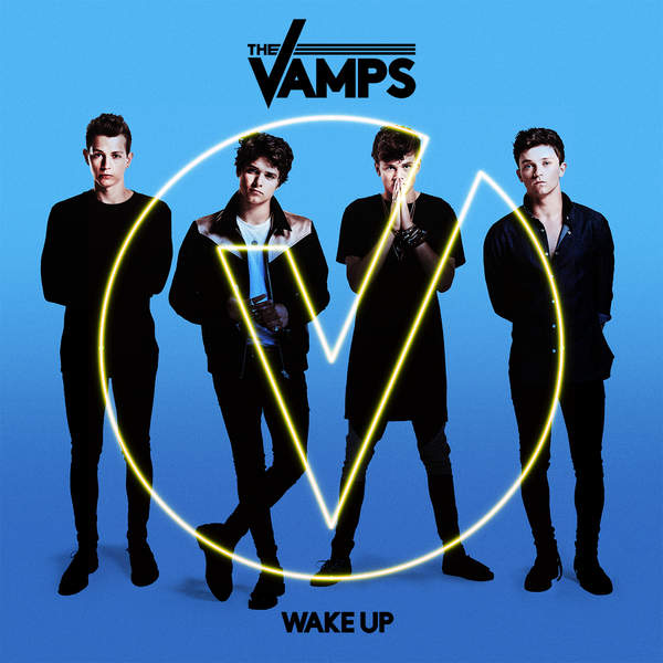 gambar The Vamps Wake Up image