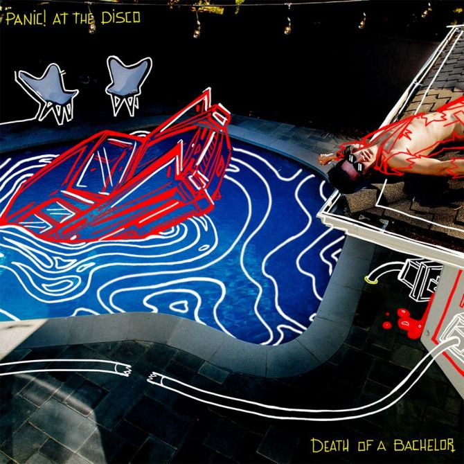 gambar Panic! At The Disco Hallelujah image