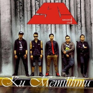 Lirik Lagu Second Civil Siul Cinta