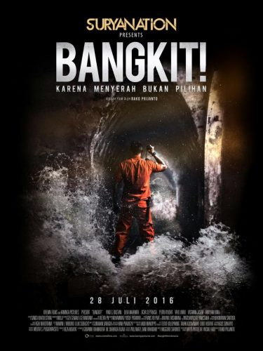 Official Poster Bangkit