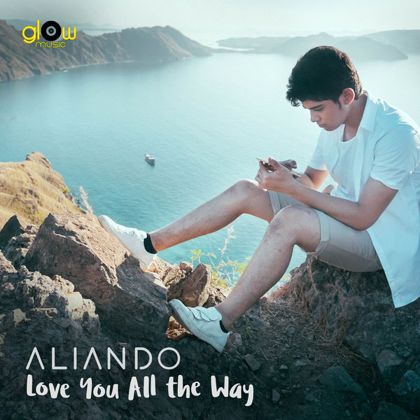 gambar Aliando Love You All The Way image