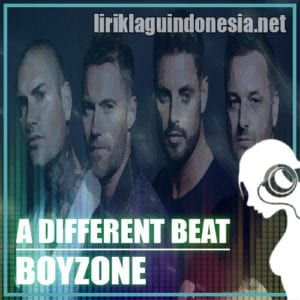 Lirik Lagu Boyzone She Moves Through The Fair
